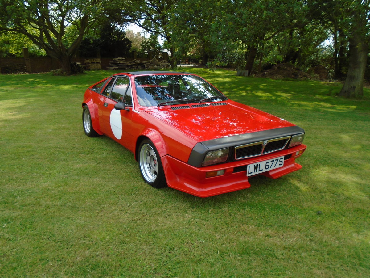 1978 Lancia Beta Montecarlo  - Guy Croft engine For Sale (picture 1 of 6)