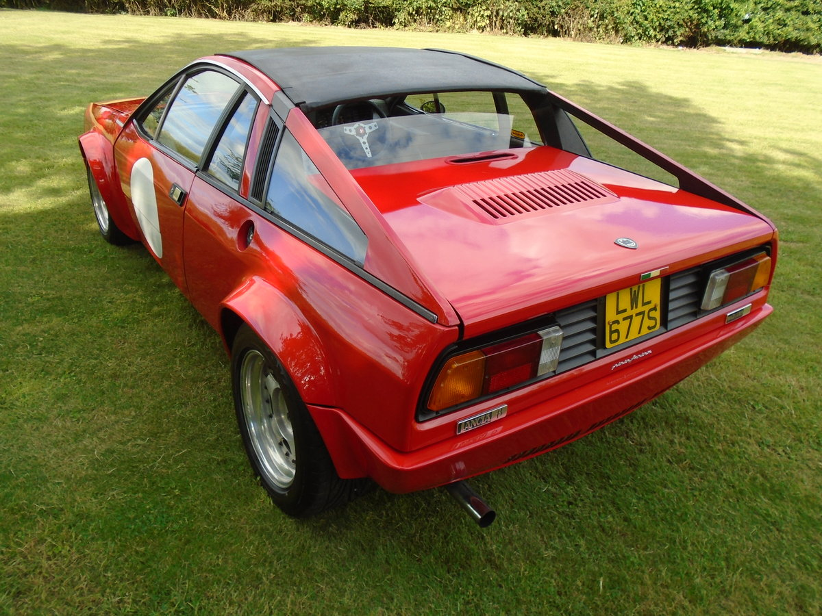 1978 Lancia Beta Montecarlo  - Guy Croft engine For Sale (picture 2 of 6)