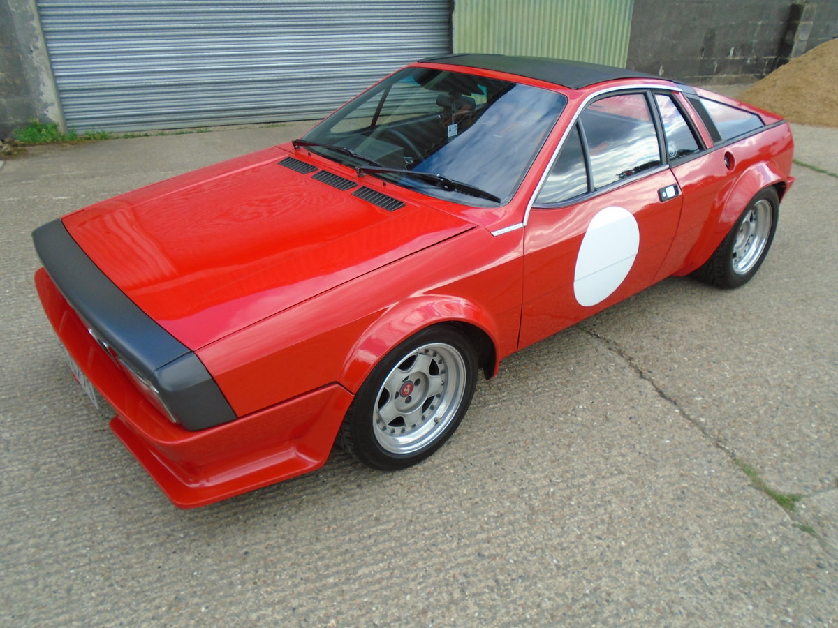 1978 Lancia Beta Montecarlo  - Guy Croft engine For Sale (picture 3 of 6)