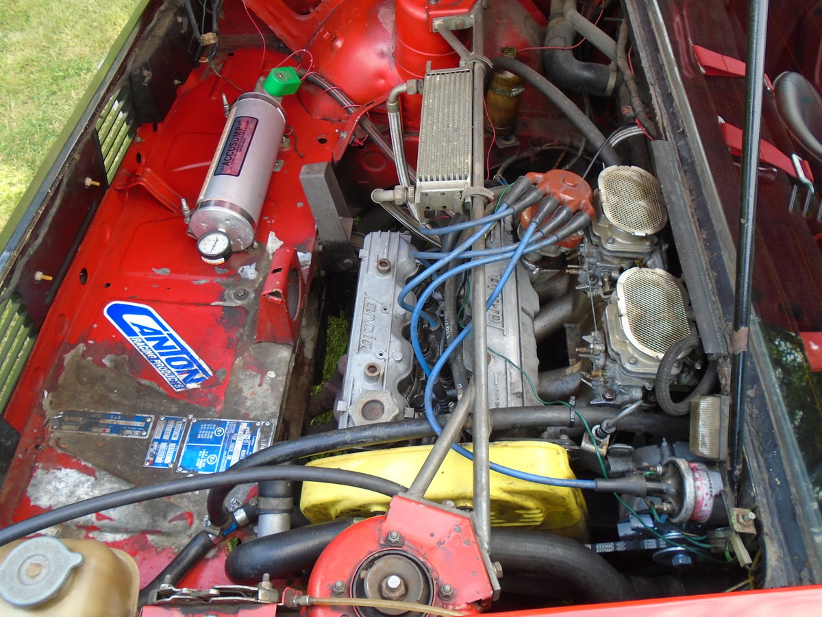 1978 Lancia Beta Montecarlo  - Guy Croft engine For Sale (picture 6 of 6)