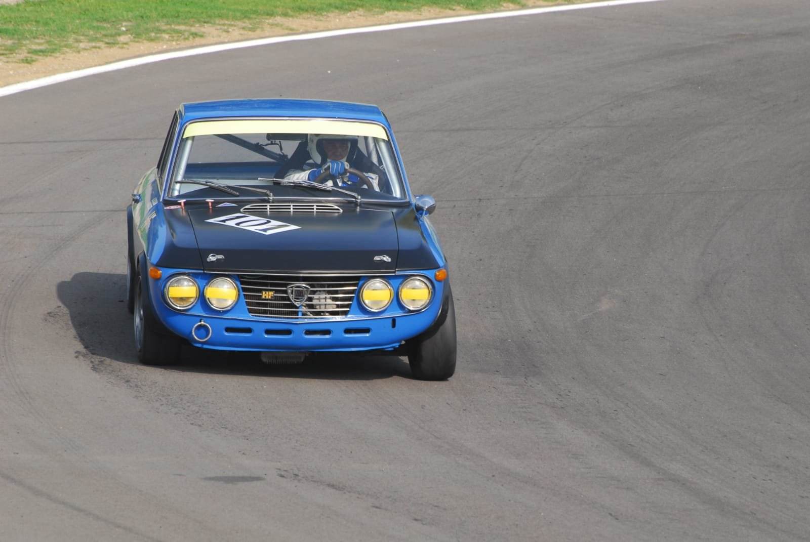 1970 Lancia fulvia rally for race gr4 For Sale (picture 1 of 4)