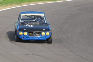 1970 Lancia fulvia rally for race gr4