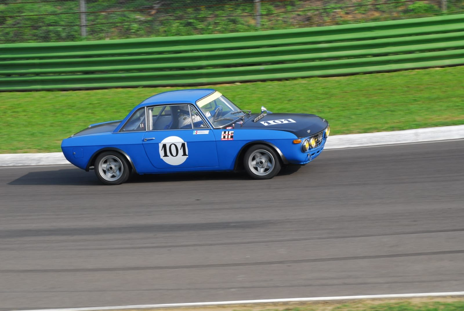 1970 Lancia fulvia rally for race gr4 For Sale (picture 2 of 4)