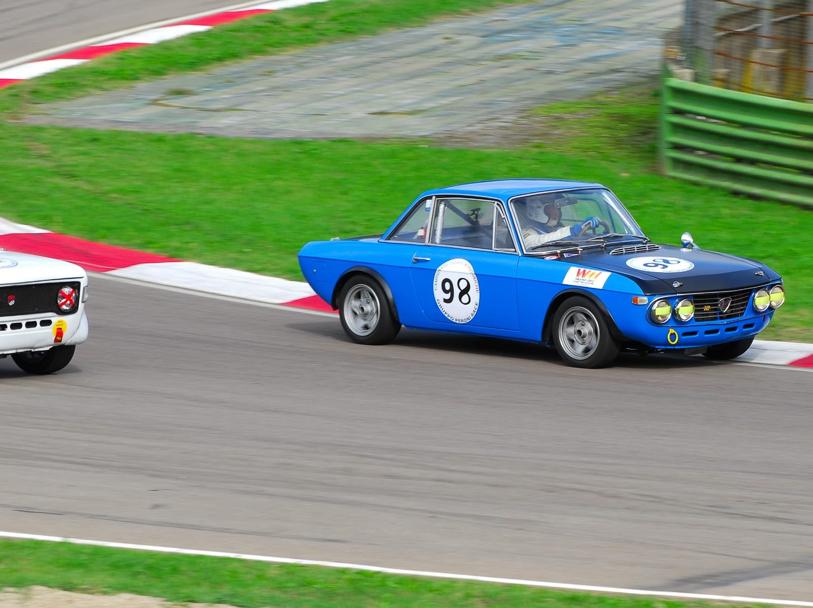 1970 Lancia fulvia rally for race gr4 For Sale (picture 3 of 4)