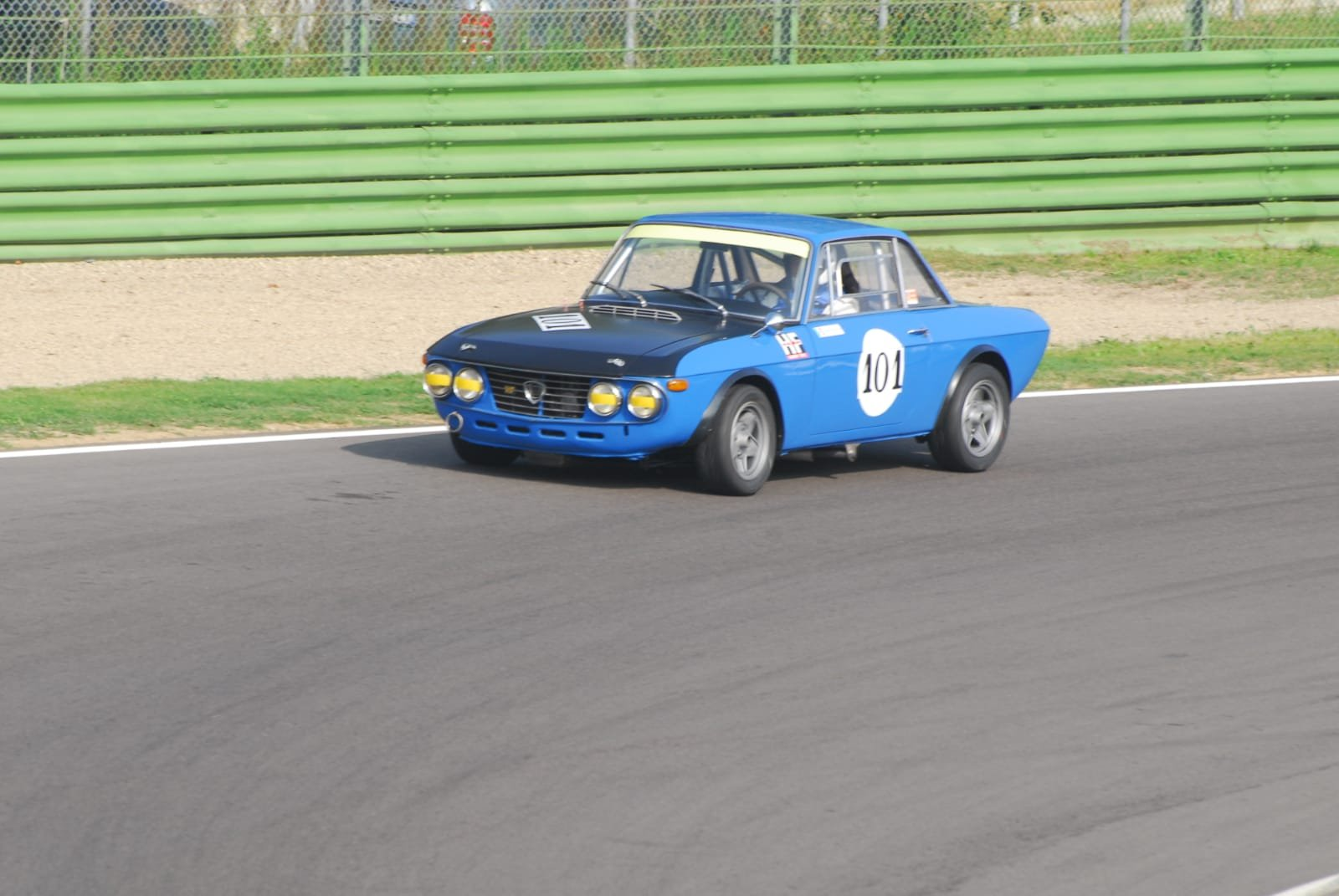 1970 Lancia fulvia rally for race gr4 For Sale (picture 4 of 4)