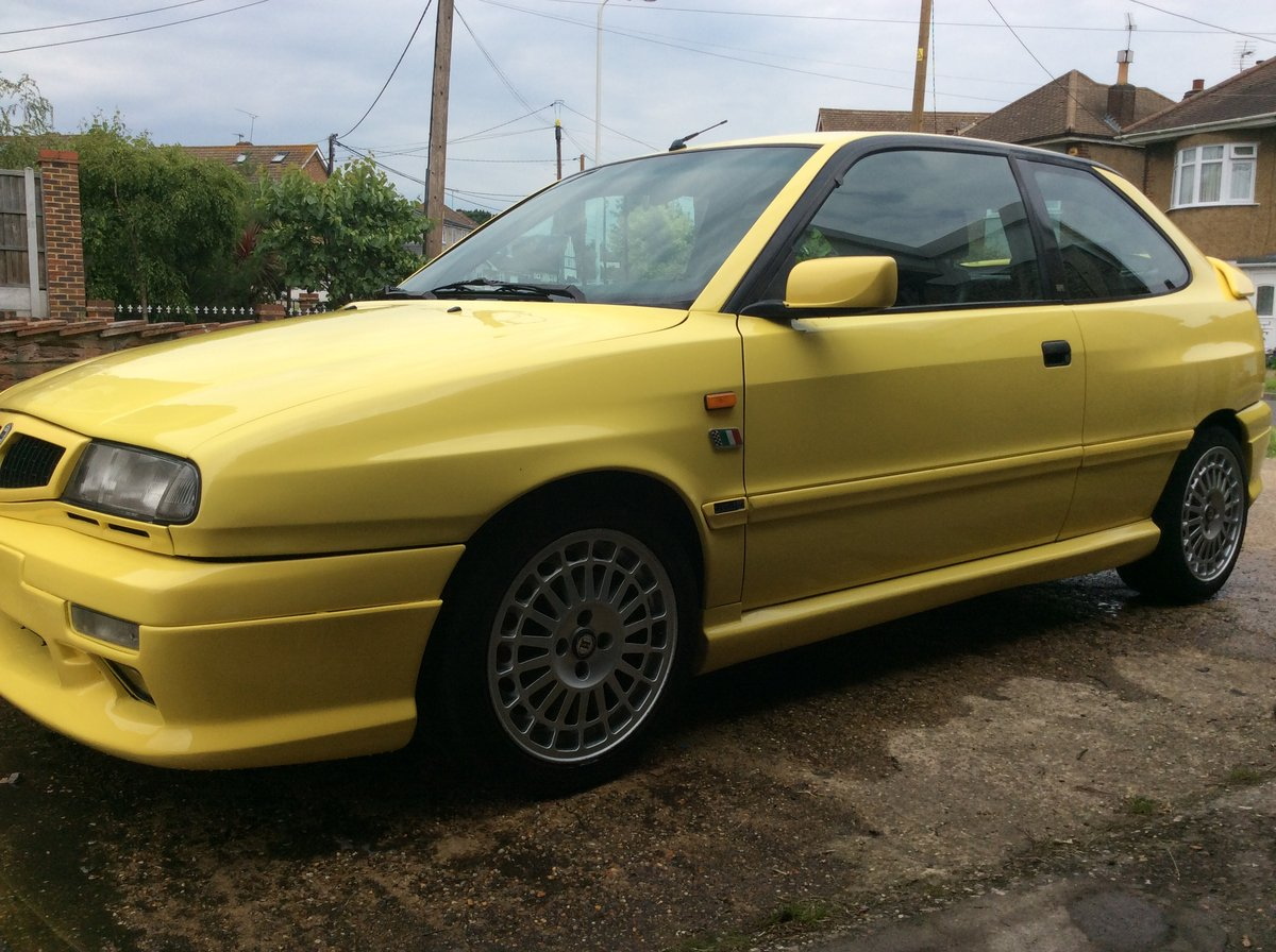 1998 Lancia Delta  2.0 ie HPE HF Turbo For Sale (picture 1 of 6)