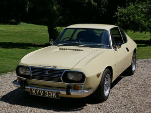 1972 Lancia Fulvia Sport 1600 For Sale