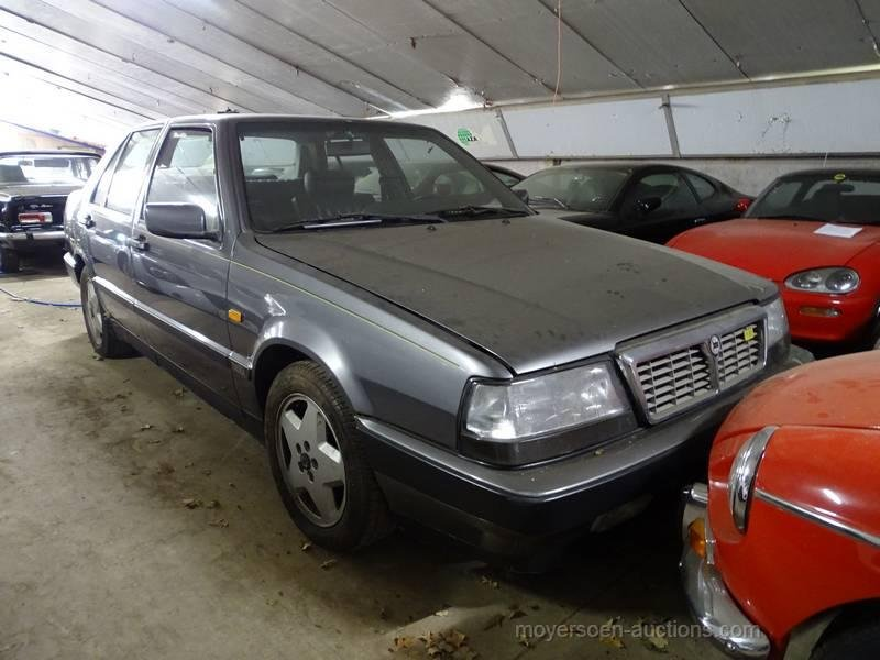 1990 LANCIA Thema  For Sale by Auction (picture 1 of 6)
