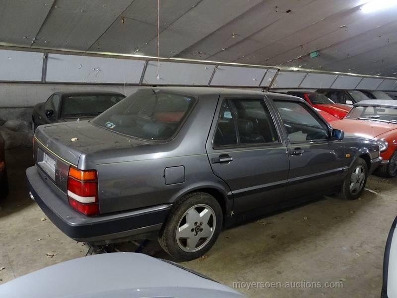 1990 LANCIA Thema  For Sale by Auction (picture 3 of 6)