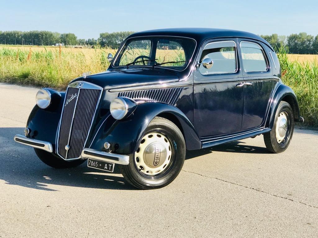 1949 LANCIA ARDEA Serie III *ASI*1000 Miglia Eligible For Sale (picture 1 of 6)