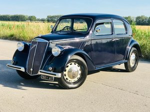 1949 LANCIA ARDEA Serie III *ASI*1000 Miglia Eligible For Sale