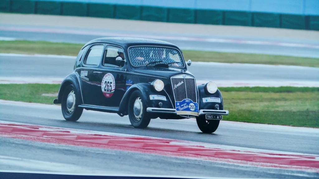 1949 LANCIA ARDEA Serie III *ASI*1000 Miglia Eligible For Sale (picture 4 of 6)