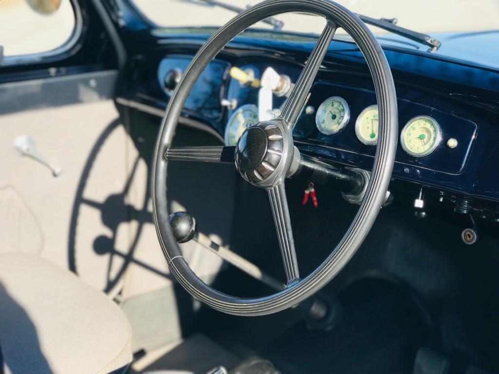 1949 LANCIA ARDEA Serie III *ASI*1000 Miglia Eligible For Sale (picture 5 of 6)