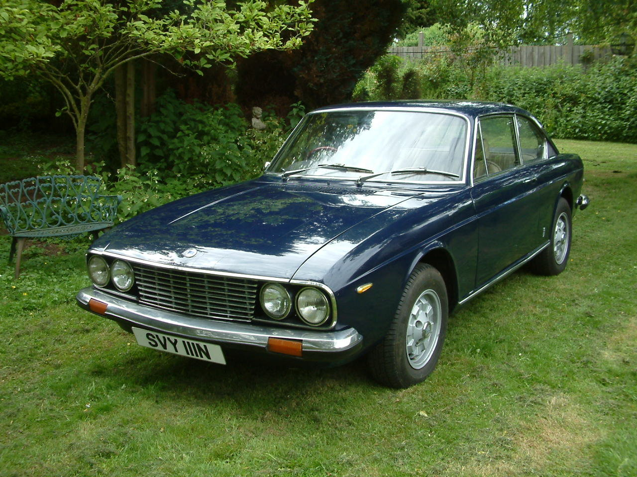 1974 Lancia 2000 coupe Pininfarina restored For Sale (picture 1 of 6)