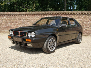 1990 Lancia Delta HF Integrale 2.0 16V Turbo AWD only 50.513 km,  For Sale