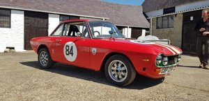 1974 Lancia fulvia road legal race car For Sale