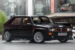 1991 Lancia Delta Integrale Evolution 1