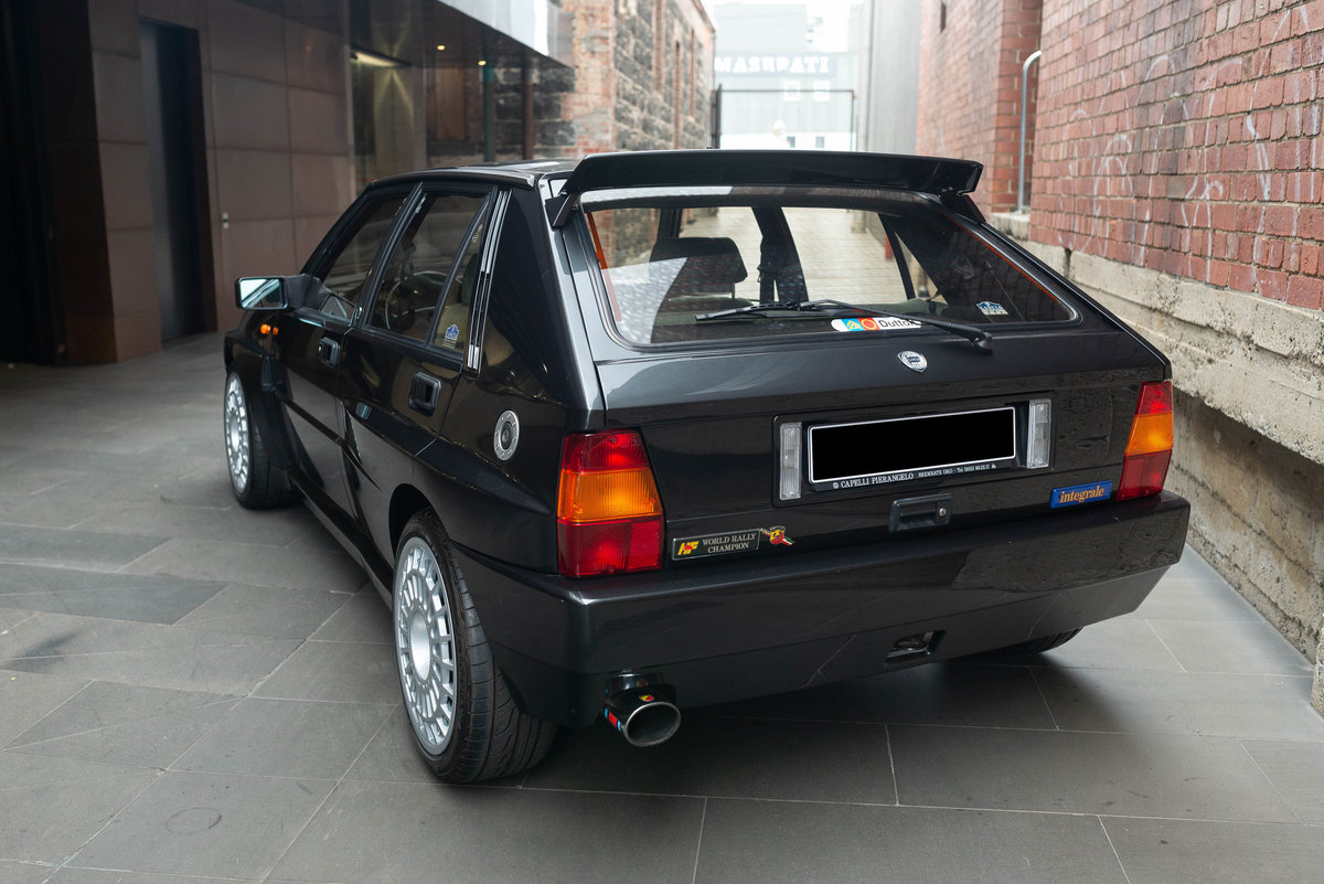 1991 Lancia Delta Integrale Evolution 1 For Sale (picture 4 of 6)