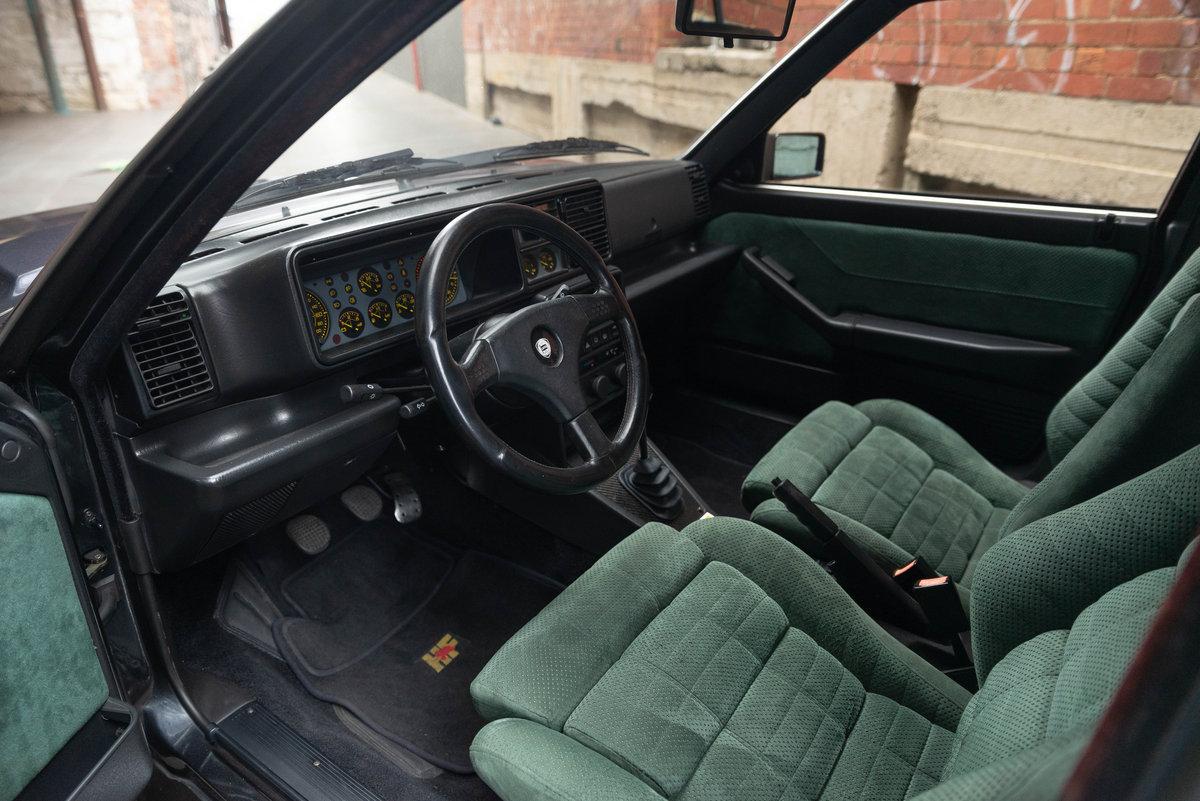 1991 Lancia Delta Integrale Evolution 1 For Sale (picture 5 of 6)