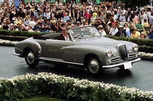 1951 LANCIA PININ FARINA B50 CABRIOLET. For Sale