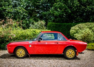 1972 Lancia Fulvia HF For Sale by Auction