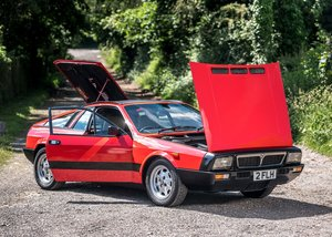 1982 Lancia Beta Montecarlo Spider SOLD by Auction