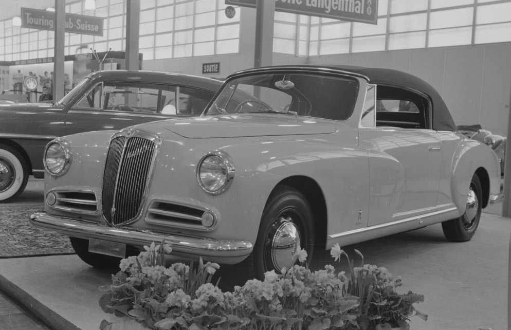 1951 Lancia pinin farina b50 cabriolet For Sale (picture 3 of 6)