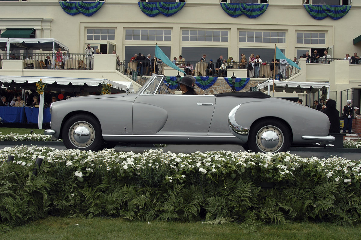 1951 Lancia pinin farina b50 cabriolet For Sale (picture 4 of 6)