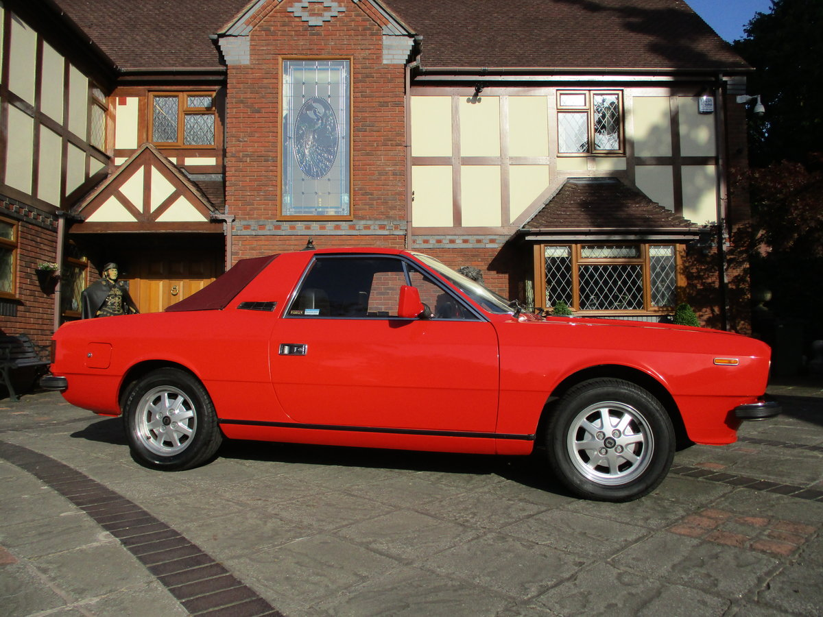 1980 Ultra Rare Lancia Beta Spyder Collector Quality SOLD (picture 1 of 6)