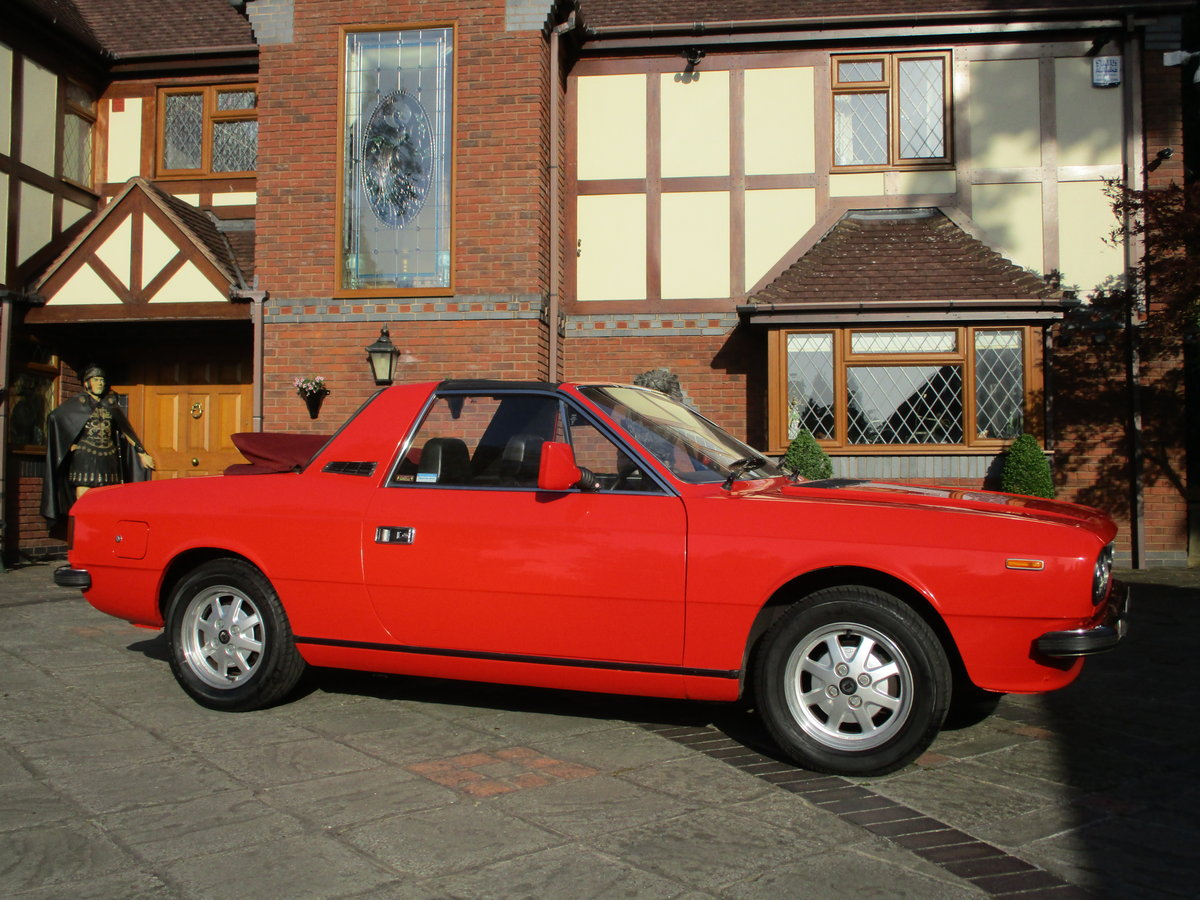 1980 Ultra Rare Lancia Beta Spyder Collector Quality SOLD (picture 3 of 6)