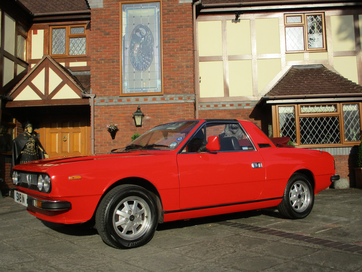 1980 Ultra Rare Lancia Beta Spyder Collector Quality SOLD (picture 5 of 6)