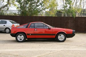 1977 Lancia Beta Montecarlo UK RHD - Large history file