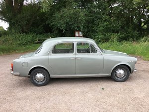 Original low mileage 1962 Lancia Appia Series III