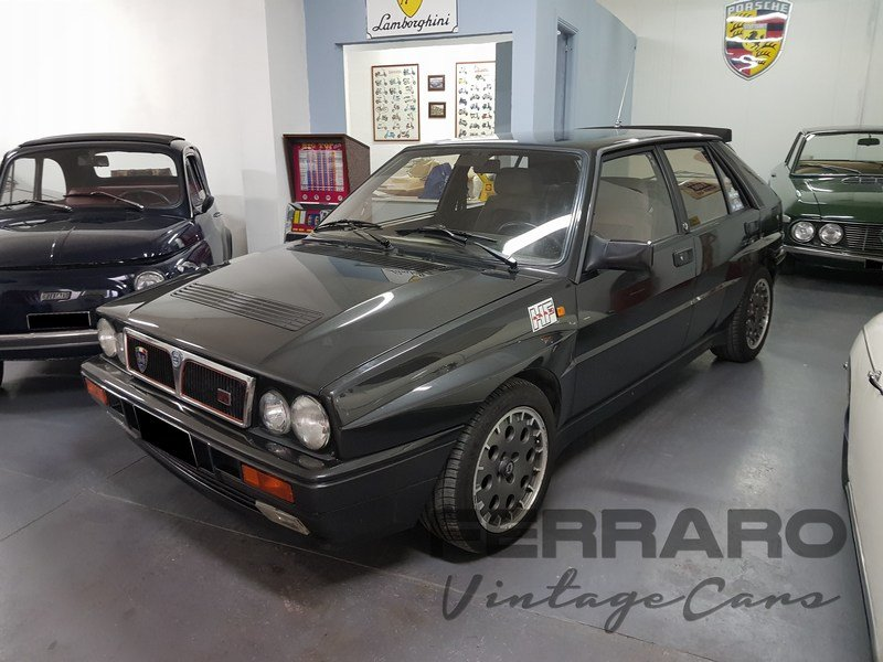 1990 Lancia Delta HF Turbo Integrale 16v For Sale (picture 1 of 6)