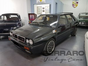 1990 Lancia Delta HF Turbo Integrale 16v For Sale