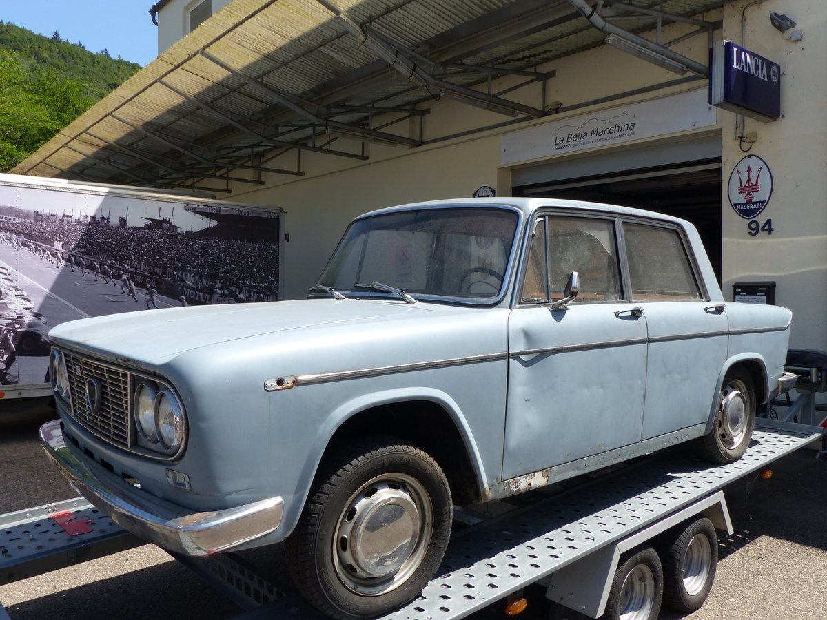 1968  Lancia Fulvia GT 1200 Sedan project-car For Sale (picture 1 of 6)