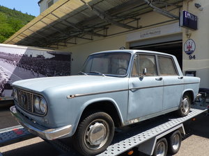 1968  Lancia Fulvia GT 1200 Sedan project-car