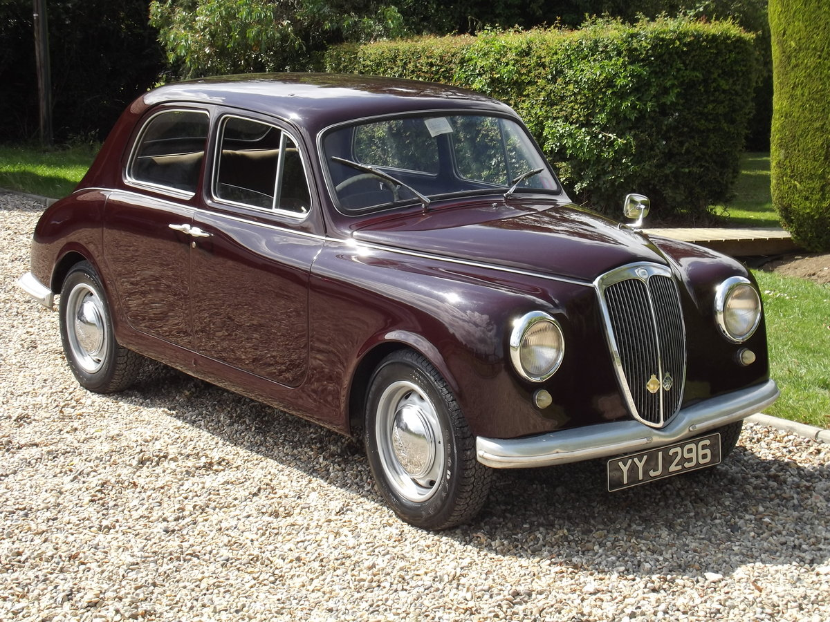 1954 Lancia Appia 1st Series Berlina For Sale (picture 1 of 6)