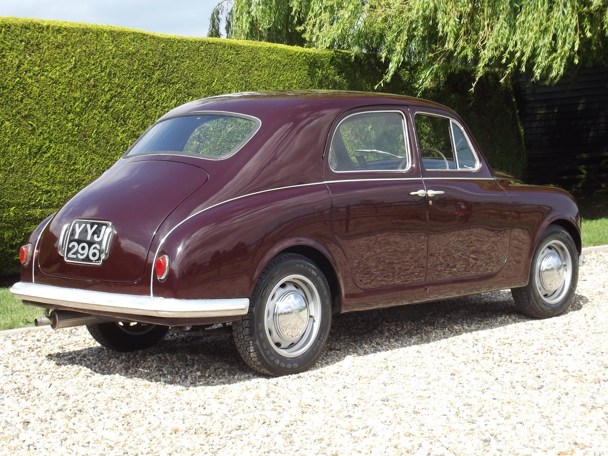 1954 Lancia Appia 1st Series Berlina For Sale (picture 2 of 6)