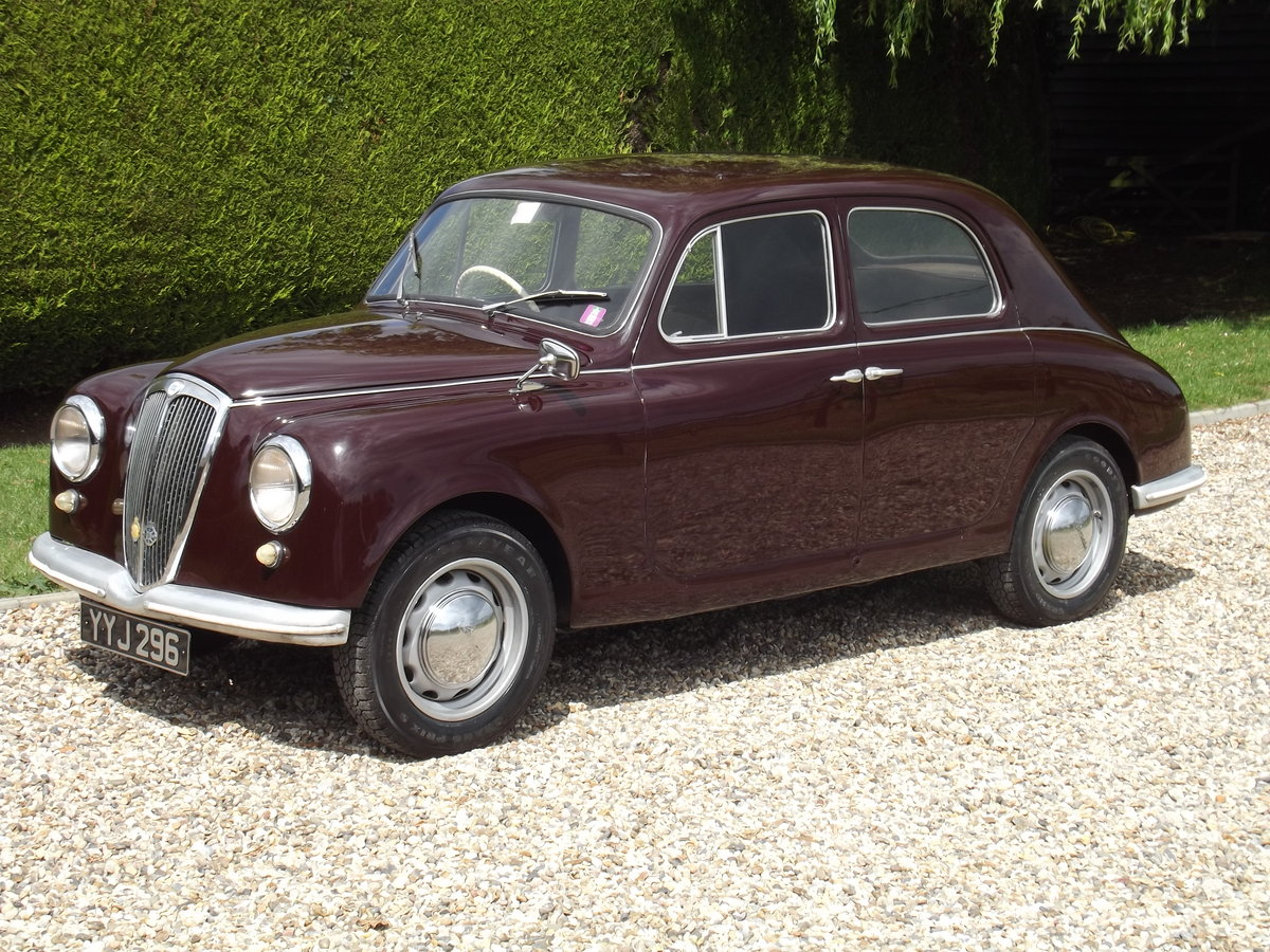 1954 Lancia Appia 1st Series Berlina For Sale (picture 3 of 6)