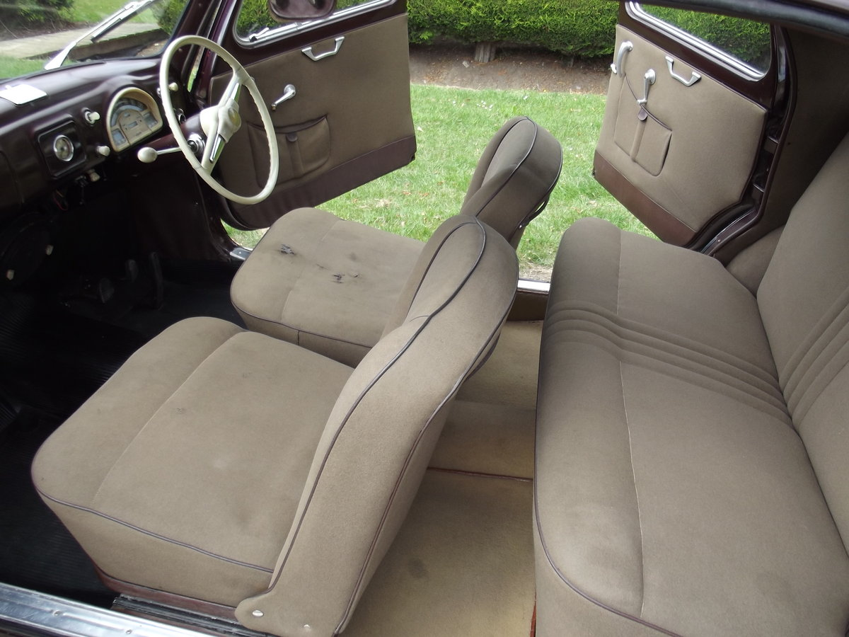 1954 Lancia Appia 1st Series Berlina For Sale (picture 6 of 6)