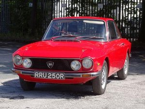 1977 Lancia Fulvia Coupe 3 For Sale by Auction