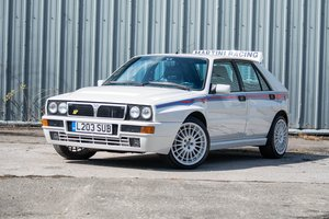 1994 Lancia Delta HF Integrale Bianco Perlato SOLD by Auction