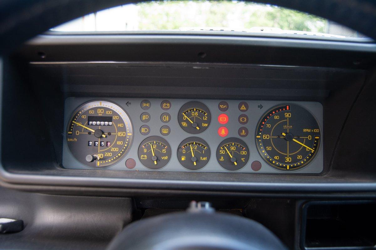 1994 Lancia Delta HF Integrale Bianco Perlato SOLD by Auction (picture 5 of 6)