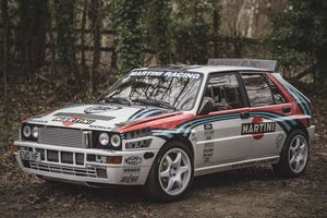 1992 Lancia Integrale Evo - Ultimate Spec - On The Market For Sale by Auction