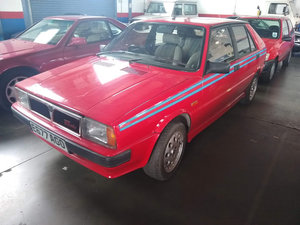 1988 Lancia Delta HF Turbo IE for Auction Friday 12th July For Sale by Auction