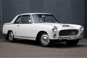 1960 Lancia Flamina Coupé S1 PininFarina LHD