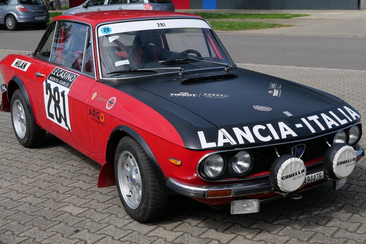 1971 Lancia Fulvia Coupe Rallye 1,3S Monte Carlo For Sale (picture 1 of 3)