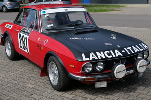 1971 Lancia Fulvia Coupe Rallye 1,3S Monte Carlo For Sale