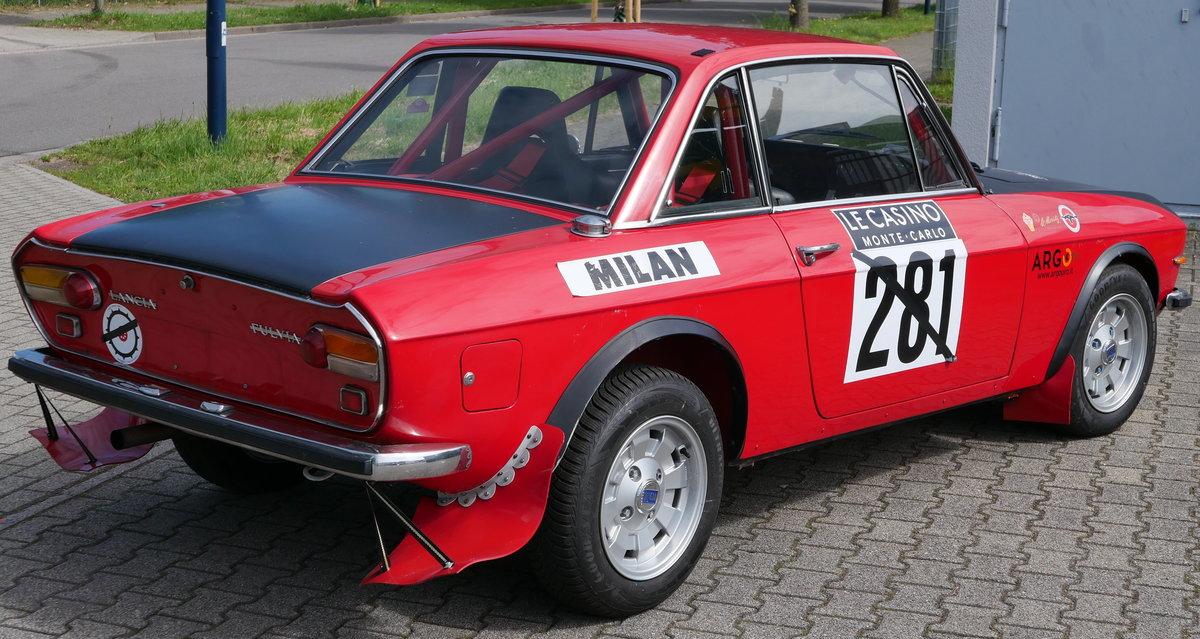 1971 Lancia Fulvia Coupe Rallye 1,3S Monte Carlo For Sale (picture 2 of 3)